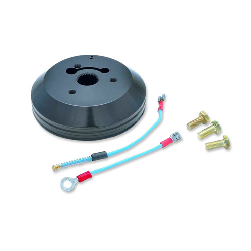 GT Performance GT3 Installation Hub Black Anodized GM Late Models: 20-5006