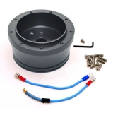 GT Performance GT9 Installation Hub Black Anodized GM Late Models: 20-5506