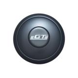 1967-2002 Camaro GT Performance GT9 Billet Horn Button Small Black With GT Logo: 21-1124