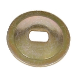 1968-1972 Chevelle Quarter Window Roller Backing Washer