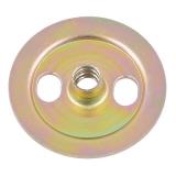 1970-1981 Camaro Door Glass Roller Nut