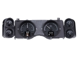 1970-1981 Camaro Dakota Digital HDX Instrument System - Black Alloy Gauge Face