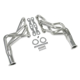 Hooker Competition Long Tube Headers, 67-81 SBC, 1.625 In. Tube 3 In. Collector, Stainless