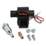 1967-2019 Camaro Holley 32 GPH Mighty Mite Electric Fuel Pump, 4-7 PSI