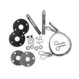 1970-1972 Chevelle Hood Pin Kit