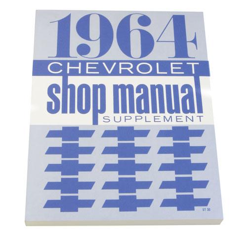 1964 Nova Chevrolet Service Manual