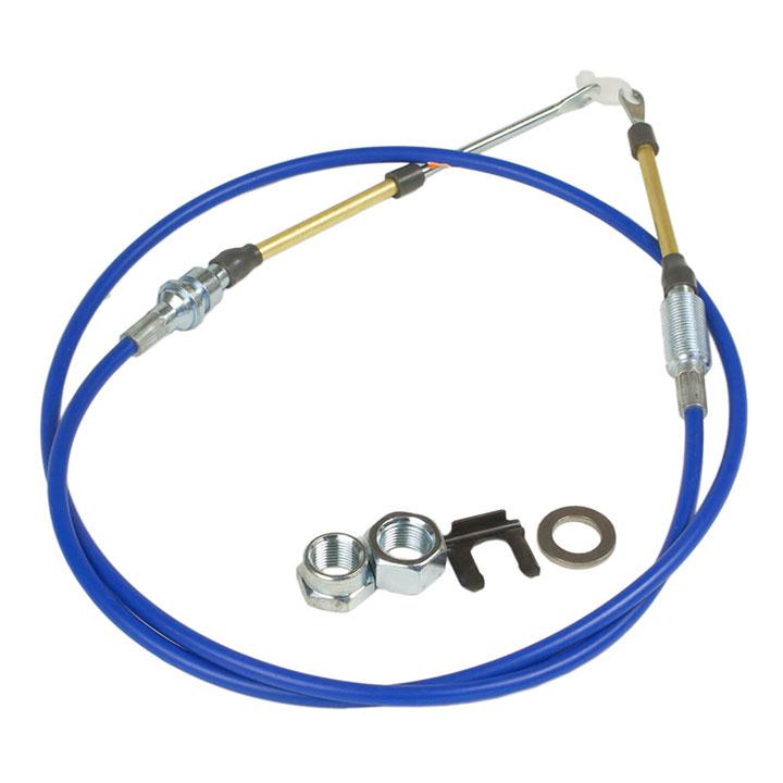 1962-2019 Chevrolet Hurst Automatic Shifter Cable, Quarter Stick Shifter, 5  Ft Length
