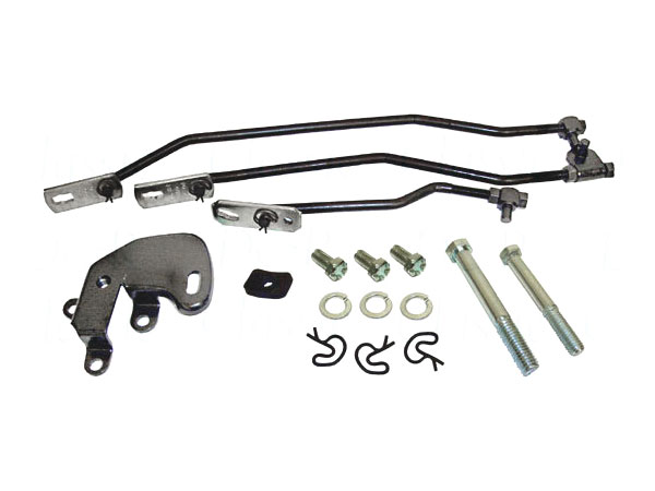 1969 Camaro Big Block Hurst 4 Speed Shifter Linkage Kit: HURST-69BB