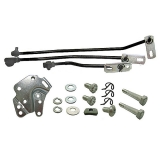 1969 Camaro Small Block Hurst 4 Speed Shifter Linkage Kit
