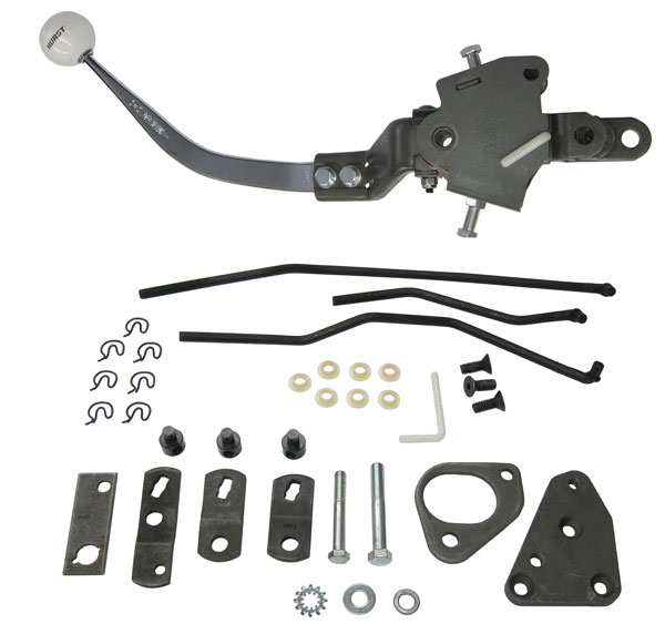 HURST KIT 1964 1967 chevrolet hurst shifter & installation kit for muncie hurst shifter wiring diagram at mifinder.co