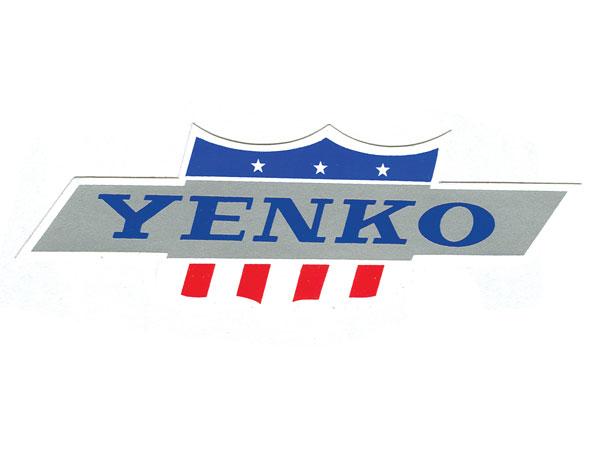 1969 Camaro Yenko Valve Cover Decal