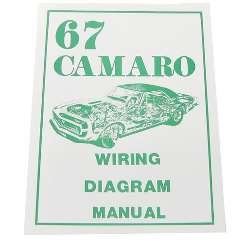 1967 Camaro Wiring Diagram