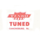 1969 Camaro Yenko Window Decal
