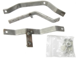 1966-1967 Chevelle Heater Control Lever Set, without Air Conditioning
