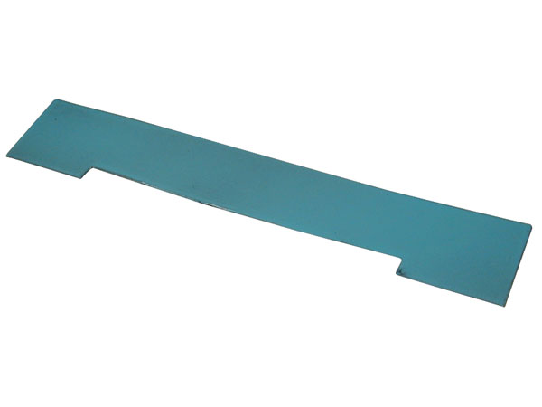 1966-1967 Chevelle Console Indicator Lens Backing Plate