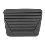 1962-1967 Chevrolet Clutch Pedal Pad Horizontal Ribs