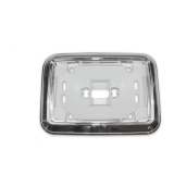 1968-1970 Chevrolet Dome Light Lens Bezel