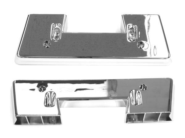 1964-1967 Chevelle Front Arm Rest Bases