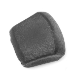 1967-1972 Chevelle Seat Adjustment Knob Black