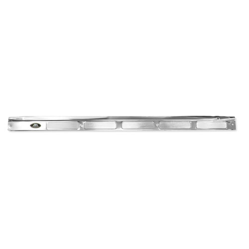 1970-1981 Camaro Carpet Sill Plate Right Side (Correct Riveted Tag)