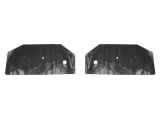 1968-1969 Chevrolet Convertible Door Panel Water Shield Set
