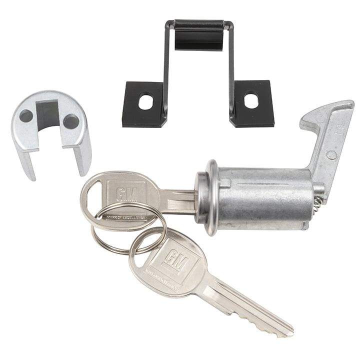 1968-1972 El Camino Console Lock Kit