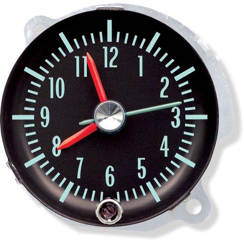 1967 Camaro Console Clock
