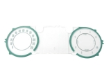 1964-1965 Chevrolet Dash Lens For Gauges