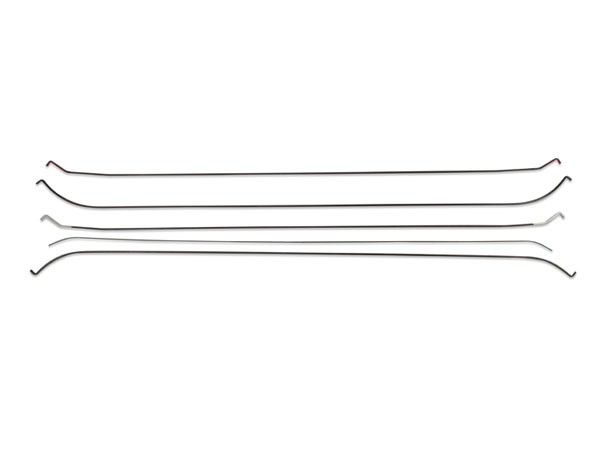 1966-1967 Chevelle Coupe Headliner Wire Bows