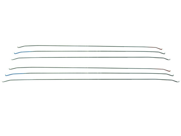 1968 Chevelle Coupe Headliner Wire Bows (6)