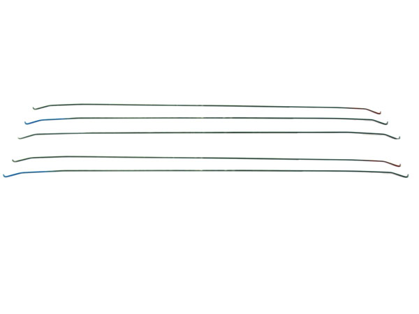 1968-1972 Chevelle Coupe Headliner Wire Bows (5)