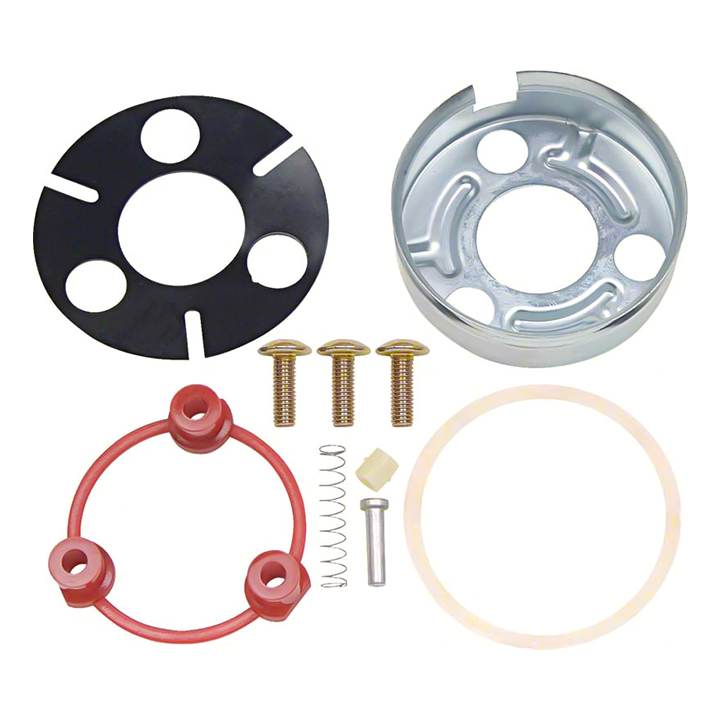 1967-1968 1970-81 Camaro Horn Contact Kit For Standard Steering Wheel