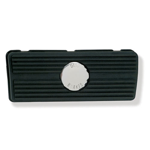 1968-1979 Nova Brake Pedal Pad Automatic With Disc, 6.5 Inch