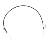 1968-1972 Chevrolet Dash Blower Cable Defrost Without Air Conditioning