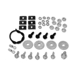 1968-1974 Nova Console Gauge Hardware Kit