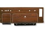 1969 Chevrolet Cherrywood Dash Panel