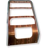 1968 Camaro Center Dash Panel Walnut With Ac
