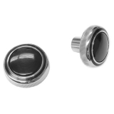 1969-1970 Camaro Outer Radio Knobs