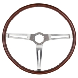 1969 Nova Rosewood Sport Steering Wheel, GM 3960722