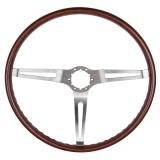 1969 Chevelle Rosewood Sport Steering Wheel, GM 3960722