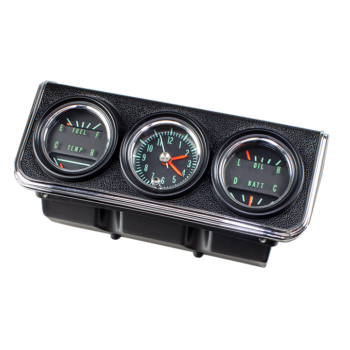 1967 Camaro Console Gauge Kit