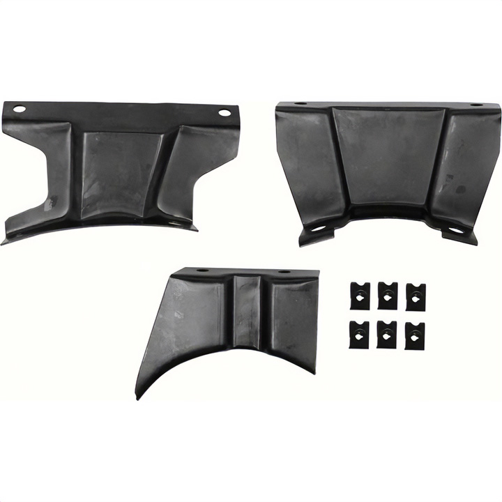 1970-1972 Camaro Console Mounting Bracket Set