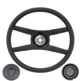 1977-1981 Camaro Z/28 4 Spoke Sport Steering Wheel Kit GM 9761838