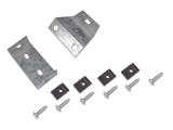 1966-1967 Chevelle Automatic Console Brackets