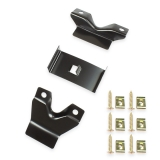 1966-1967 Chevelle 4 Speed Console Brackets