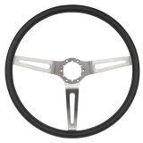 1969-1974 Nova Black Comfort Grip Sport Steering Wheel