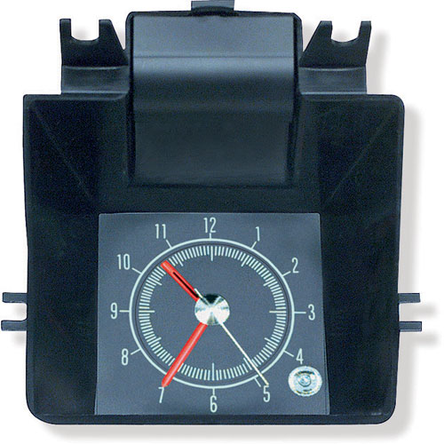 1969 Camaro Center Dash Clock