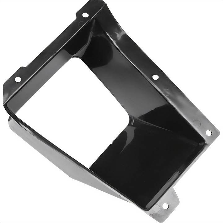 1970-1972 Camaro Console Shifter Tunnel For Manual