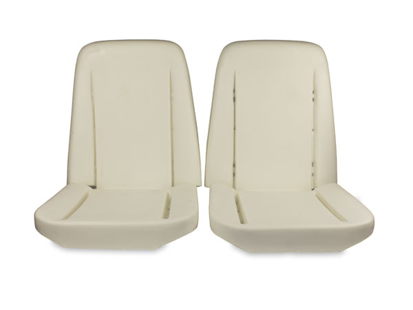 1966-1970 Chevelle Bucket Seat Foam Kit