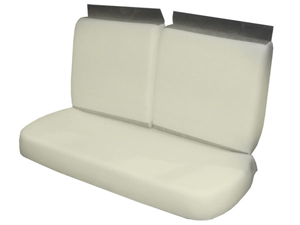 1966 1970 Chevelle Front Bench Seat Foam Set